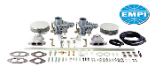 SINGLE PORT TYPE 3 EMPI EPC 34 DUAL CARBURETOR KIT