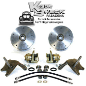 Link Pin Wide 5 Disc Brake Kit with Drop Spindles