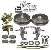 Ball Joint Wide 5 Disc Brake Kit with Drop Spindles