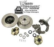 Ball Joint 4x130 Disc Brake Kit with Drop Spindles