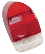 '71 to '72 Tail Light Lens (right)