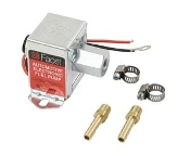 Facet Electric Fuel Pump with Fittings