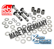 FEBI German Link Pin Kit with Bushings and Shims
