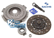 Sachs Complete Clutch Kit, Type 1 Engine- '71 and up