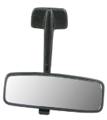 Rear View Mirror T1 68' and later - Black