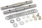 Heavy Duty Solid Rocker Shaft Conversion Kit