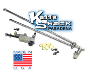 """Dual Cam"" Heim joint Linkage for Kadrons - Made in USA"
