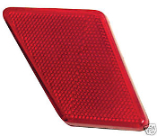 '70 to '72 Bug Tail Light Reflector, Left