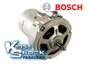 genuine bosch alternator 55 amp new kaddie shack. Black Bedroom Furniture Sets. Home Design Ideas