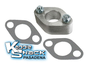 "1"" Carburetor Spacer for Alternator Conversions"