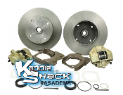 DELUXE Rear Disc Brake Kit '68 + up 4x130mm No Ebrake