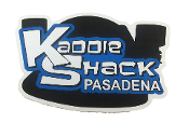 Kaddie Shack Die-Cut Decal, Pair