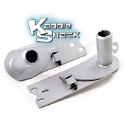 IRS Adjustable Spring Plates, Pair, for Medium Torsion Bars