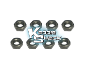 Valve Adjuster Nuts, Set of 8