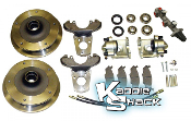 Disc Brake Kits, 5x205mm Early VW Bolt Pattern