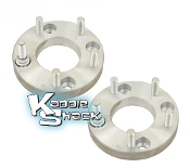 Wheel Adapters, VW 4x130 Drum to Porsche 5x130 Wheel, Pair