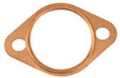 4 piece Copper Exhaust Gaskets Kit