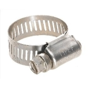 #4 Hose Clamp - Stainless MADE IN USA