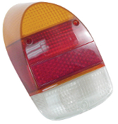 '68 to '70 Bug Tail Light Lens