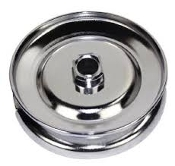 12V Chrome Alternator/Generator Pulley