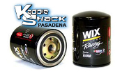 WIX Racing Oil Filter - Heavy Duty