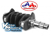 AA 4340 Forged Chromoly Race Quality Crankshaft - VW Journals