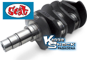SCAT Cast 69mm Counterweighted Crankshaft