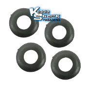 Front/Rear Bumper Overrider Support Tube Grommets, pack/4