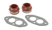 Dual Port Intake Manifold Boot And Gasket Kit