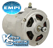 EMPI Replacement Alternator, Type 1 Engines - 55 amp