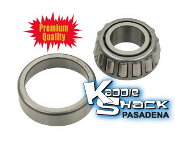 QUALITY Wheel Bearing, Front Inner, '66 to '68 Type 1