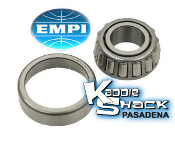 EMPI Wheel Bearing, Front Outer, '66 & up Type 1, all Type 3
