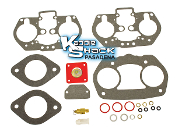 Carburetor Rebuild Kit for 40mm/44mm Weber and HPMX