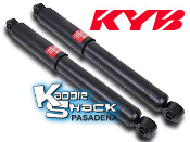 "KYB ""soft ride"" Gas Shock, Type 1 LP  & Type 3 Front - LOWERED"