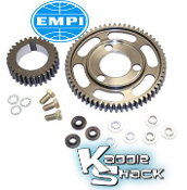 EMPI Steel Straight-Cut Adjustable Cam Gear Set