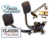 Classic Bug Parts Big Boy Clutch Pedal Extender