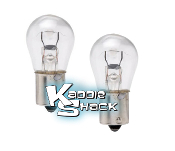 12V Bulbs, Single Filament, #1003, pair