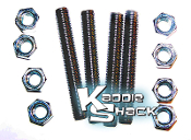 Kadron Mounting Stud and Nut Kit For Steel Manifolds