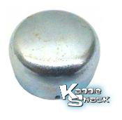 Wheel Bearing Dust Cap, No Speedometer Hole, Link Pin