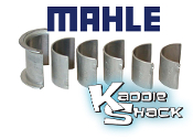 Camshaft Bearings, Single Thrust, Mahle