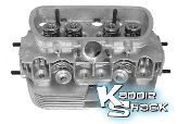Single Port Cylinder Head, New, Fits 1300, 1500, 1600cc