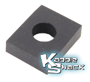 Body Mounting Rubber Pad For Beams, Rear Shock Tower 10mm