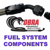 Cobra™ Fuel System Hoses & Fittings