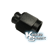 "#6 Cobra™ Flare Cap for 3/8"" AN Fittings"