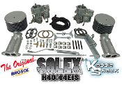 BRAND NEW Kadron/EMPI/Solex 40/44 EIS Carb Kit, Type 1