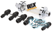 Wix Clear Fuel Filter with Cleanable Filter Element