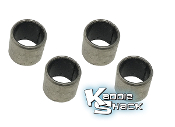Kadron Solex H40/44EIS Throttle Body Bushings, Set/4
