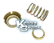 Steering Bearing Kit, Bug, Ghia '62 to '67