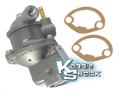 Fuel Pump, Fits 1200cc 40HP engines, '60 to '65 Type 1 Engines