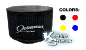 Outerwears Prefilter for Kadron Solex H40/44EIS, Sold Each